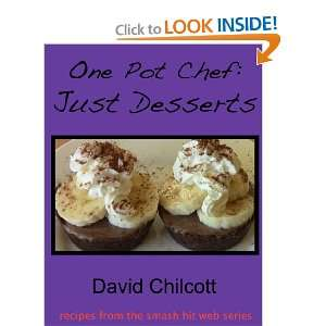 One Pot Chef Just Desserts (9781105608186) David