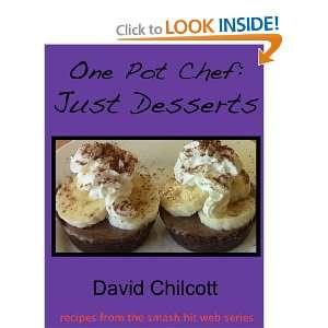 One Pot Chef Just Desserts (9781105608186) David