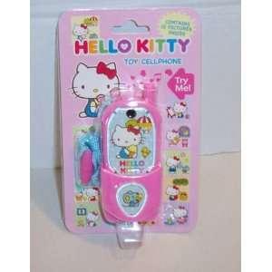 HELLO KITTY TOY CELLPHONE Toys & Games