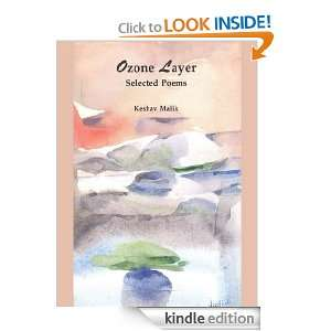 Ozone Layer (Selected Poems): Keshav Malik:  Kindle Store