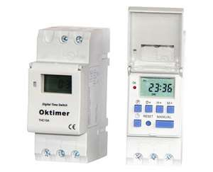 DC 12V Power Programmable Timer Time Relay