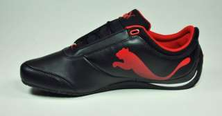 PUMA Drift Cat 4 SF Black Rosso fashion Sneackers Ferrari Shoes Mens
