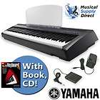 Yamaha P95 Black P95B 88 Key Digital Piano Weighted Keyboard (2111