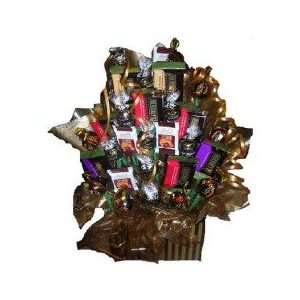 Chocolate Decadence Candy Bouquet Christmas Gift Idea Valentines Gift