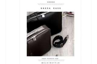 NWT Mens Laptop Briefcase Shoulder Bag Notebook TOP Brand Design Bag