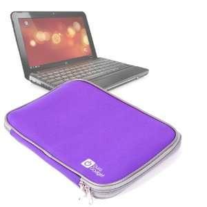 Purple Neoprene Laptop Case For Compaq Mini CQ10 700 Electronics