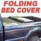 Flip Bak Fold Back Tonneau Cover Folding Bed Lid 77 (Fits F 150)