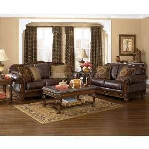 Strasbourg Brindle Living Room Set By Ashley Furniture