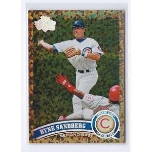 Print Variation #405 Ryne Sandberg Chicago Cubs