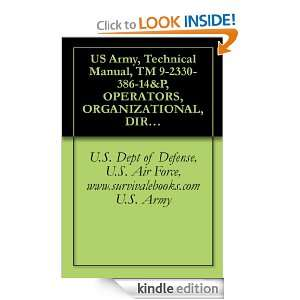 US Army, Technical Manual, TM 9 2330 386 14&P, OPERATORS