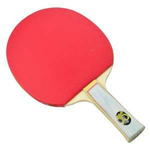 DHS Table Tennis Racket #TS1003, Ping Pong Paddle, Table Tennis