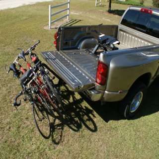 New 4 Bike Bicycle Carrier Towing Trailer Hitch Rack