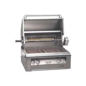 Alfresco Agbq Classic 30 Inch Propane Gas Grill On Cart