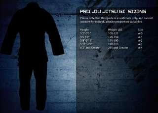 HAYABUSA Pro Jiu Jitsu Gi MMA BJJ UFC Sparring Kimono w