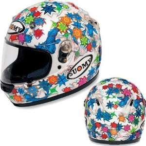 Suomy Vandal Aquarius Full Face Helmet X Large  Blue