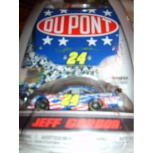 Winners Circle #24 Dupont Car with Hood Set: Toys & Games