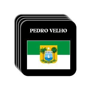 Rio Grande do Norte   PEDRO VELHO Set of 4 Mini Mousepad