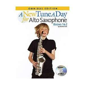 A New Tune a Day Alto Saxophone Books 1 & 2 Musical