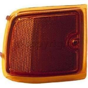 SIDE MARKER LIGHT chevy chevrolet EXPRESS VAN 96 02 front