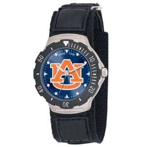 Auburn Tigers Game Time Agent Velcro Mens NCAA Watch