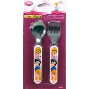 The Fist Years Learning Curve Princess Easy Grasp Flatware (3 Pack)