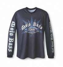 St. Croix Longsleeve   Mojo Bass Tournament Long Sleeve T Shirt