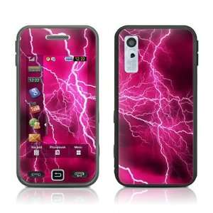 com Apocalypse Pink Design Protective Skin Decal Sticker for Samsung