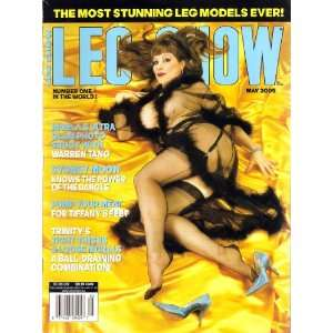LEG SHOW MAGAZINE MAY 2005: LEG SHOW:  Books