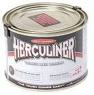 Herculiner Bedliner   Best 1 Quart Red DIY Roll On Truck Bed Liner