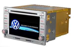 Din Car DVD/GPS Player VW GOLF 4/JETTA/POLO/EOS (DVB T Optional