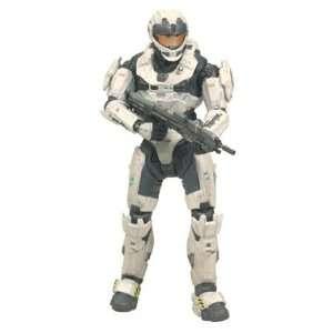 Halo Reach Series 2 Spartan CQC Custom (White) Action Figure