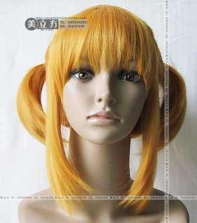 Vampire Knight Touya Rima Golden Blonde Cosplay Wig M95