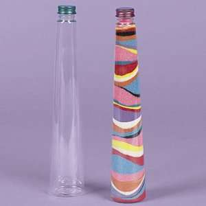 Cone Sand Art Bottles   Craft Kits & Projects & Sand Art Toys & Games