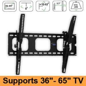 TV WALL MOUNT FLAT PANEL LCD LED PLASMA 37 40 42 50 52