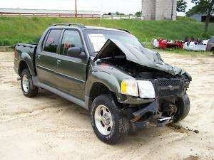 2003 FORD EXPLORER SPORT TRAC Spare Tire Carrier 4X4
