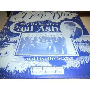 Deep Blue  Nifty Hot Dance Hits By Paul Ash and His