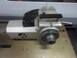HA5C HAAS CNC INDEXER BRUSHLESS TYPE ROTARY TABLE *VIDEO* 5C COLLET