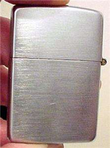 40 Zippo Patent 2032695 3 Barrel Hinge & 16 Hole Burner Lighter