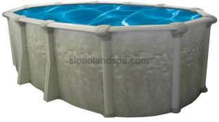 15x24,15x30, or 18x33 Oval Above Ground Swimming Pool w/Filter,Ladder