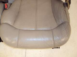 2002 2006 Cadillac Escalade Tahoe Yukon Suburban Tan Shale Leather