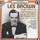 les brown his orchestra audio cd 22 original big band