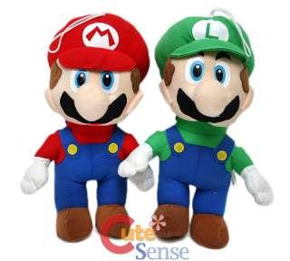 Super Mario&Luigi Plush 1