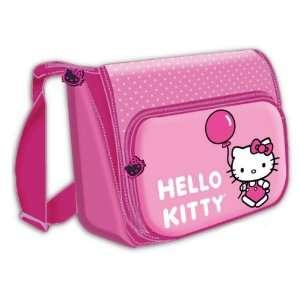 Hello Kitty Horizontal Messenger Style 15.4 Laptop Bag
