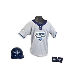 MLB San Diego Padres Kids Team Uniform Set Sports