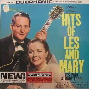 Hits of Les and Mary Les Paul and Mary Ford Music
