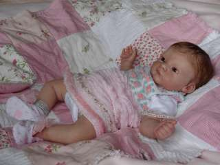 Baby Dust Nursery* Reborn Doll ~MAX by GUDRUN LEGLER~ PROTOTYPE Girl
