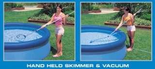 INTEX 15 x 42 Easy Set Swimming Pool w/ Pump & Ladder