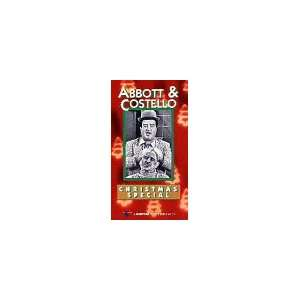 Abbott & CostelloChristmas Special [VHS] Abbott