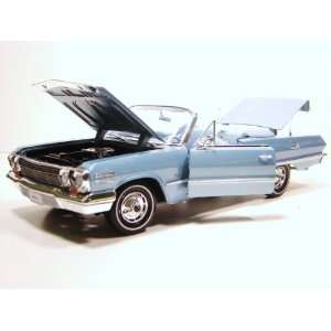 118 CHEVY IMPALA 1963 CONVERTABLE DIE CAST Toys & Games