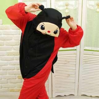 Halloween Costumes Christmas Party Animal pajamas Ladybug